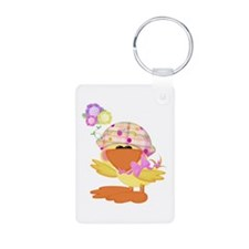 Cute Baby Girl Ducky Duck Keychains