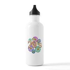 Retro 70s Water Bottle
