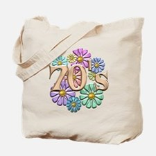 Retro 70s Tote Bag