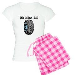 How I Roll (Tire/Wheel) Pajamas