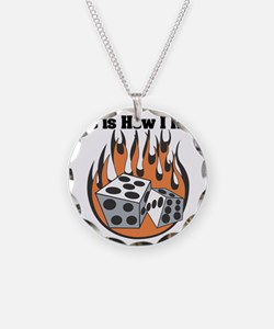 How I Roll (Dice) Necklace