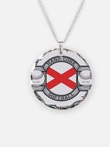 Alabama Softball Necklace