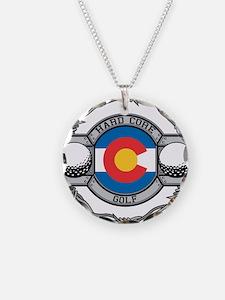 Colorado Golf Necklace