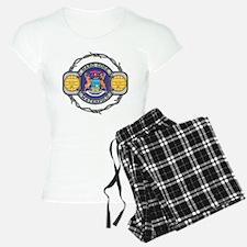 Michigan Water Polo Pajamas