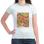Flat Arizona Jr. Ringer T-Shirt