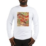 Flat Arizona Long Sleeve T-Shirt