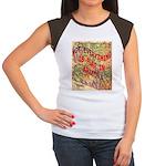 Flat Arizona Women's Cap Sleeve T-Shirt
