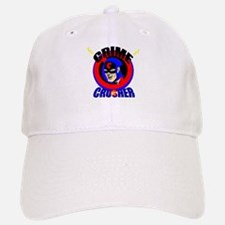 CRIME CRUSHER Baseball Baseball Cap