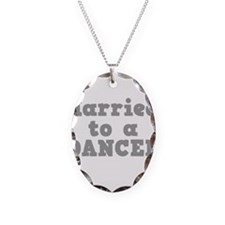 Married to a Dancer Necklace