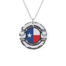 Texas Softball Necklace