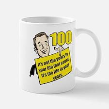 100th Birthday Mug