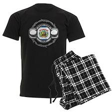 West Virginia Golf Pajamas