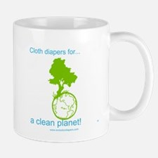 Cute Cloth diapers Mug