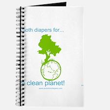 Cute Cloth diaper Journal