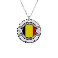 Belgium Biking Necklace