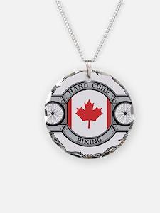 Canada Biking Necklace
