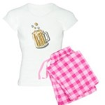 Retro Style Beer Women's Light Pajamas