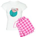 Me So Corny Candy Corn Women's Light Pajamas