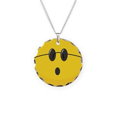 Hippie Smiley Belly Necklace