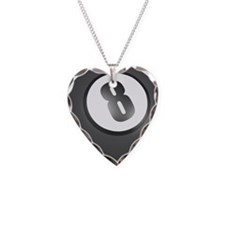 Eight (8) Ball Belly Necklace
