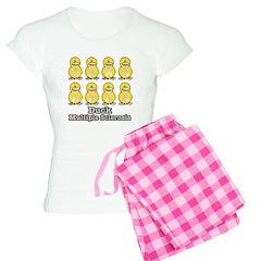 Multiple Sclerosis Awareness Pajamas
