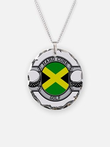 Jamaica Golf Necklace