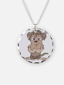 Cute Little Mole Necklace