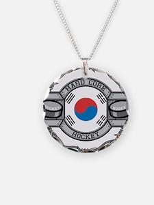 Korean Hockey Necklace