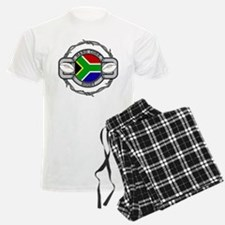 Hard Core South Africa Rugby Pajamas