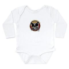 The Master & Margarita Long Sleeve Infant Bodysuit