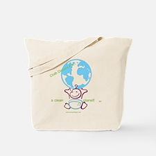 Cloth diapers Tote Bag