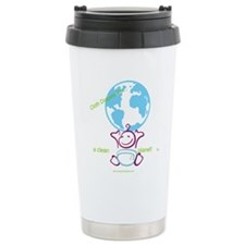 Funny Cloth diapers Travel Mug