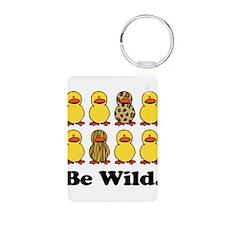 Be Wild Ducks Keychains