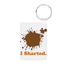 I Sharted Keychains