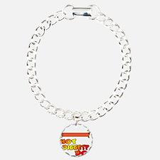 Hot Diggety Dog Daschund Bracelet