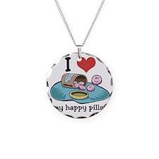 I Heart (Love) My Happy Pills Necklace