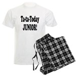 Ta-Ta-Today Junior! Men's Light Pajamas