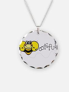 Bee-ootiful (Beautiful) Desig Necklace