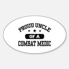 Proud Combat Medic Uncle Decal