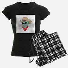 Cowboy Alien Pajamas