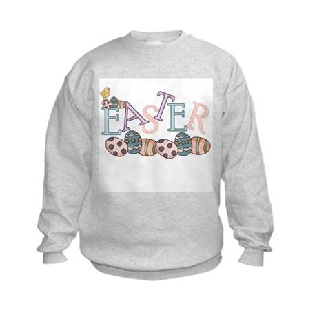 Easter Kids Sweatshirt