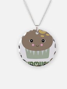 Super Cute Stud Muffin Necklace