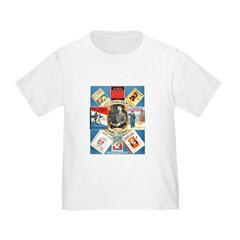 L. Frank Baum Toddler T-Shirt