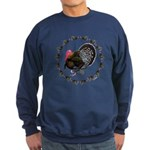 Turkey Circle Sweatshirt (dark)