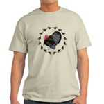 Turkey Circle Light T-Shirt