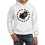 Turkey Circle Hooded Sweatshirt