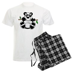Panda Bear Pajamas