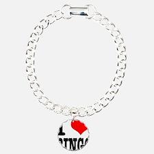 I Heart (Love) Bingo Bracelet