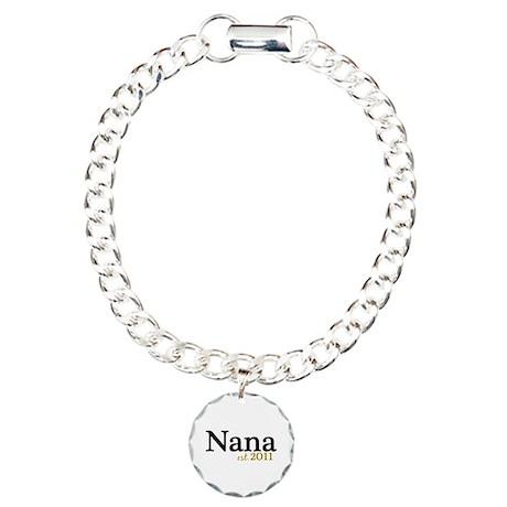 New Nana Est 2011 Charm Bracelet, One Charm
