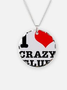 I Heart (Love) Crazy Glue Necklace